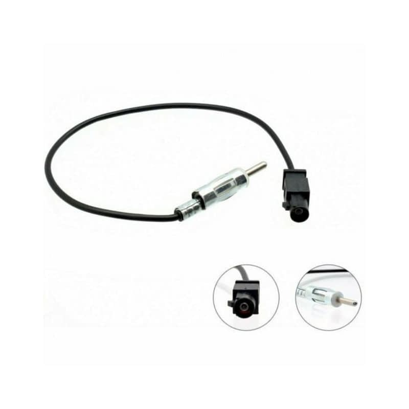 BMW Car Aerial Antenna Lead Adaptor FAKRA to DIN