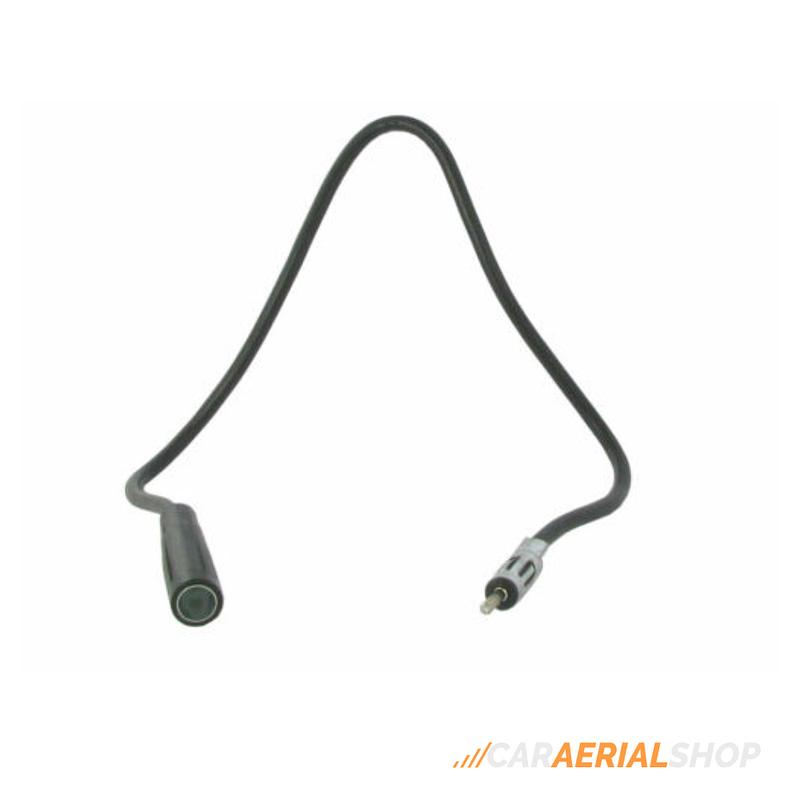 50cm car aerial extension lead
