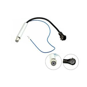 VAG Car Aerial Booster Amplified Antenna Lead VW Cars Adaptor