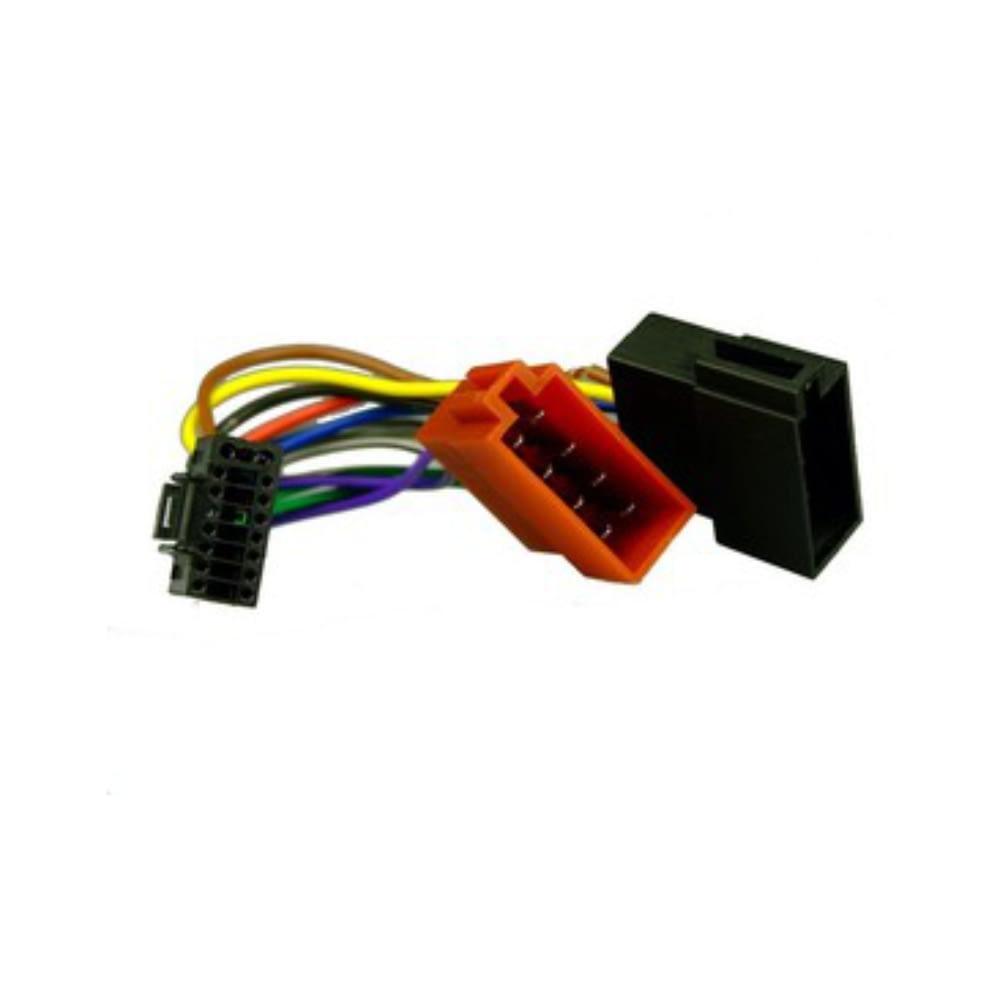 Celsus KENWOOD 16 Pin Black Head-Unit Adapter Lead AHU3400